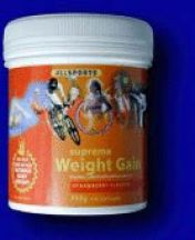 Allsports  Supreme Weightgain White Chocolate  (1lb)