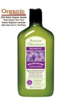 Avalon  Lavender Nourish Shampoo  (325ml)