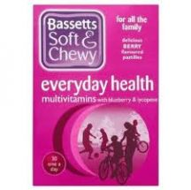 Bassetts  Soft and chewy Berry  (30s)