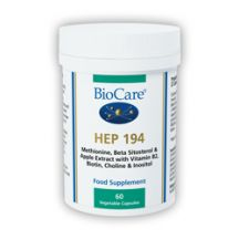 Biocare  HEP 194 Hepaguard (Liver Support With Apple Extract)  (60 caps)