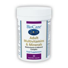 Biocare  One-A-Day Multivitamins & Minerals  (30tabs)