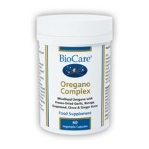 Biocare  Oregano Complex (Vegetable Capsule)  (60vcaps)