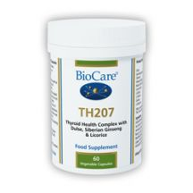 Biocare  TH 207 (Thyroid Support)  (60vcaps)