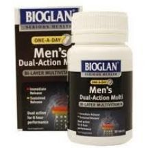 BioGlan  Mens Dual Action Multivitamin  (30 tabs)