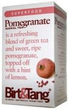 Birt and Tang  Pomegranate Herbal Tea  (20bag)