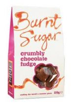 Burnt Sugar Fudge  Chocolate Crumbly Fudge  (110g)