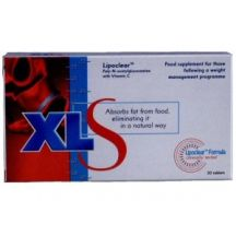 Chefaro UK Ltd  Lipoclear XLS  (30 tabs)