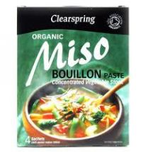 Clearspring  Miso Bouillon Paste  (112G)