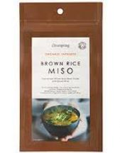Clearspring  Organic Brown Rice Miso Cs471  (300g)