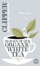 Clipper Teas  Organic White Tea  (50s)