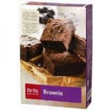 De Rit  Organic Baking Mix Brownies  (400g)