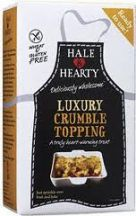 Dietary Specials  Hale Luxury Crumble Topping  (200G)