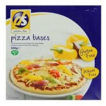 Dietary Specials  Pizza Base  (150g x 2 pack)
