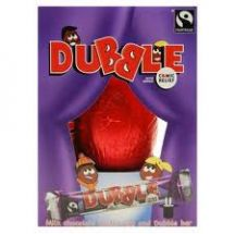 Divine  FairTrade Dubble Easter Egg bar  (6X110G)