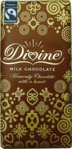 Divine  FairTrade Milk Chocolate  (30 X 45G)