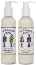Earth Friendly  Kids Mint lavender Bodylotion  (250ml)