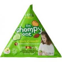 Ellas Kitchen  Pack O Snacks Chompy  (5X5X18G)