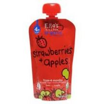 Ellas Kitchen  Strawberry Apple Baby Food  (7 X 120G)