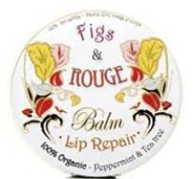 Figs and Rouge  Peppermint Tea Tree Organic Balm  (12X8ML)