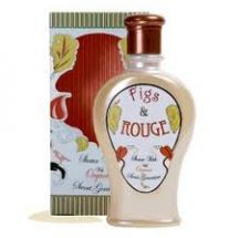 Figs and Rouge  Sweet Geranium Shower Wash  (50ml)