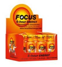 Focus  Energy Shot  (12 X 60ML)