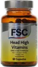 FSC  Head High Vitamins  (60caps)