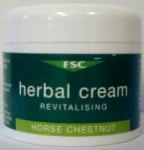 FSC  Horse Chestnut Herbal Cream  (50g)