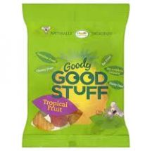 Goody Good Stuff  Tropical Fruit  (12X100G)