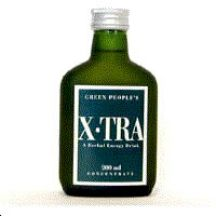Green People  X-tra Herbal Energy Drink  (200ml)