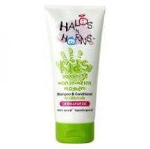 Halo N Horns  Mango melon Shampoo and Conditioner  (200ml)