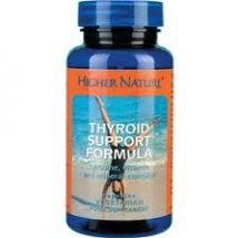 Higher Nature  Thyroid Support Formula  (60 caps)