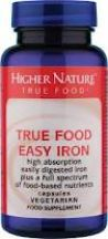 Higher Nature  True Food Easy Iron  (90 CAPS)