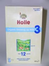 Holle  Org Growing Up Milk 3  (600g)