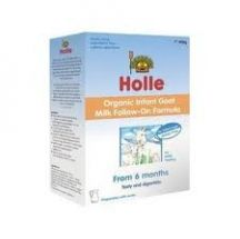 Holle  Organic Goat Milk Nutrition   (400G)