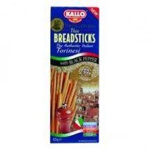 Kallo  Kallo Primo Traditional Breadsticks  (12X125G)