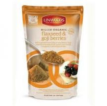 Linwoods  Organic Flaxseed and Goji Berry  (425g)