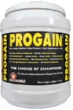 Maximuscle  Progain 159 Strawberry  (2K)