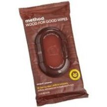Method  Wood Flat Pack Wipes  (30s)