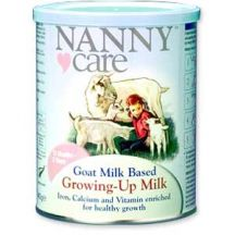 Nanny Goat  Goats Milk based growing up milk  (400g)