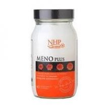 Natural Health Practice  Meno Plus  (60caps)