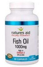 Natures Aid  Fish Oil 1000mg  (70caps)