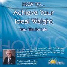 New Beginnings by Albert Smith  How To Achieve Your Ideal Weight  (1CD)