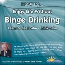 New Beginnings by Albert Smith  How To Enjoy Life Without Binge Drinking  (1CD)