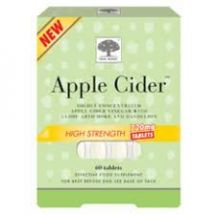New Nordic  High Strength Apple Cider  (60tabs)