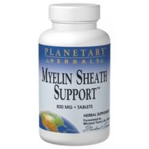 Planetary Herbals  Myelin Sheath Support  (90 tabs)
