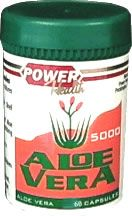 Power Health  Aloe Vera 5,000mg  (60 caps)