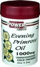 Power Health  Evening Primrose Oil 1000mg  (30 caps)