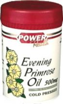 Power Health  Evening Primrose Oil 500mg  (30 caps)