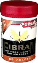 Power Health  Fibran 500mg  (100 tabs)