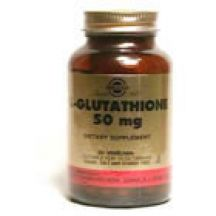 Solgar  Maximised L-Glutathione 50mg  (30 vegicaps)